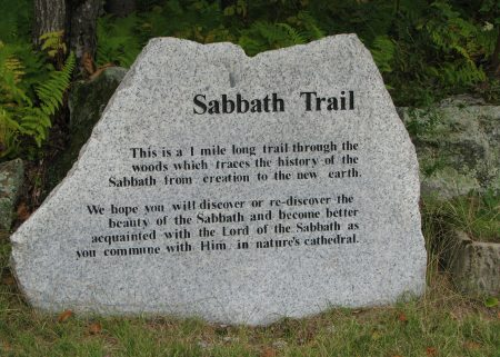 The Sabbath Trail